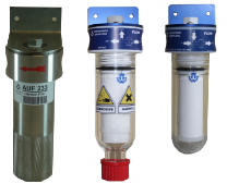 Universele gasfilters